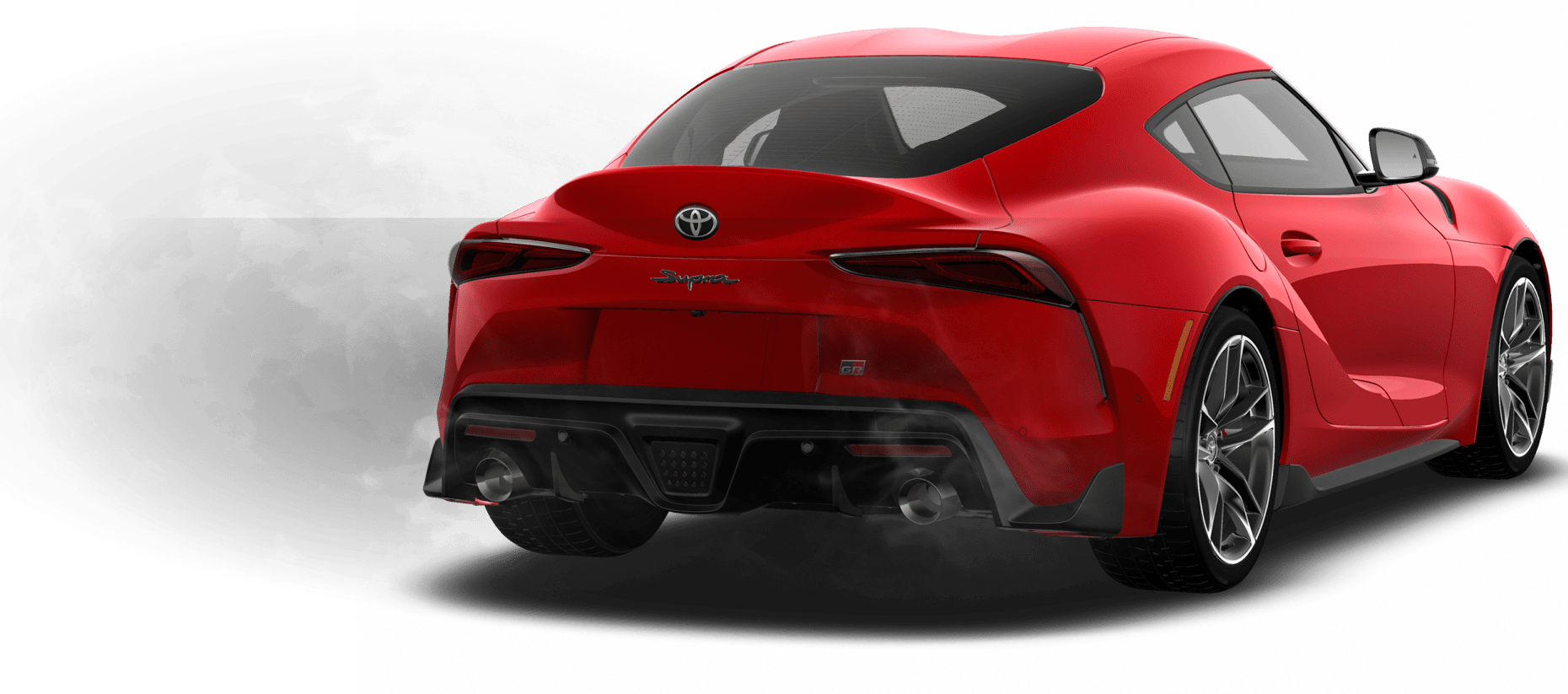 2021 GR Supra shown in Renaissance Red 2.0
