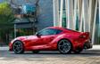GR Supra 3,0 2022 avec intérieur en Rouge renaissance 2.0