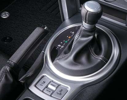 Sélecteur de mode de conduite de la Toyota 86