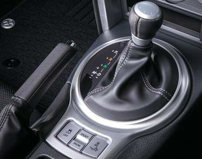 Toyota 86 Shift Lever and Drive Mode Select