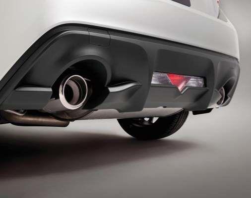 Toyota 86 Dual Exhaust