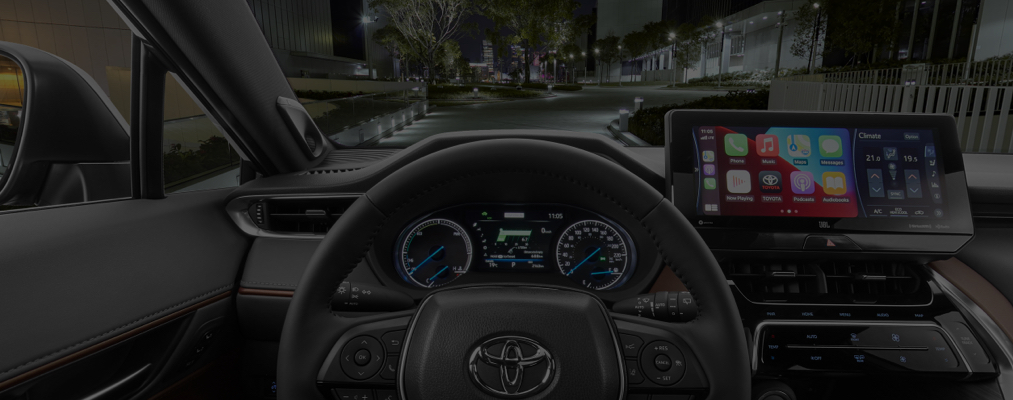 Launch 360˚ Interior Experience