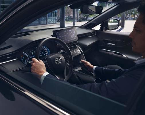 Venza Cockpit with 12.3