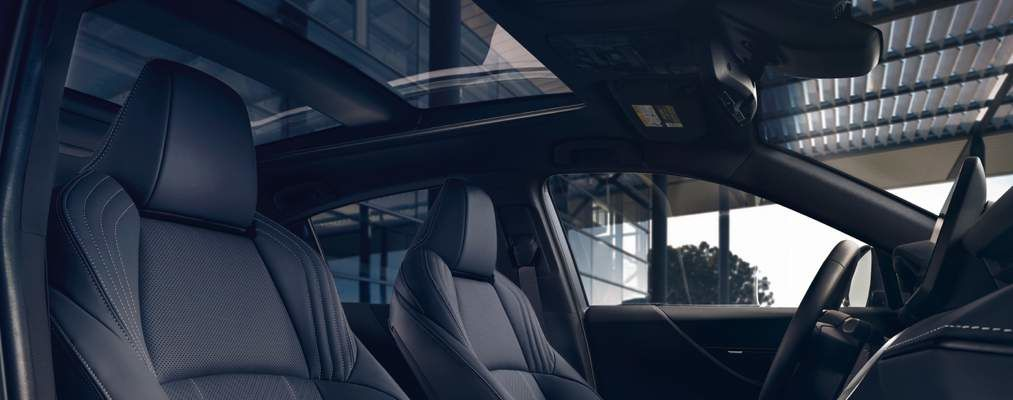 Venza Star Gaze Fixed Panoramic Glass Roof with Frost Control