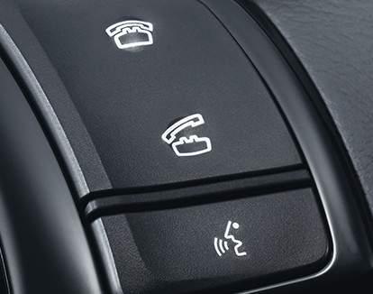 Steering Wheel Bluetooth Controls