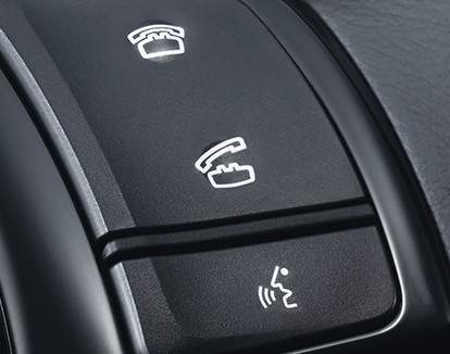 Steering Wheel Bluetooth Controls