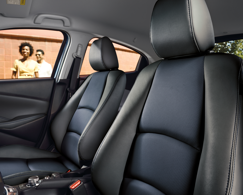 Yaris Hatchback XLE shown in Azteca Trim
