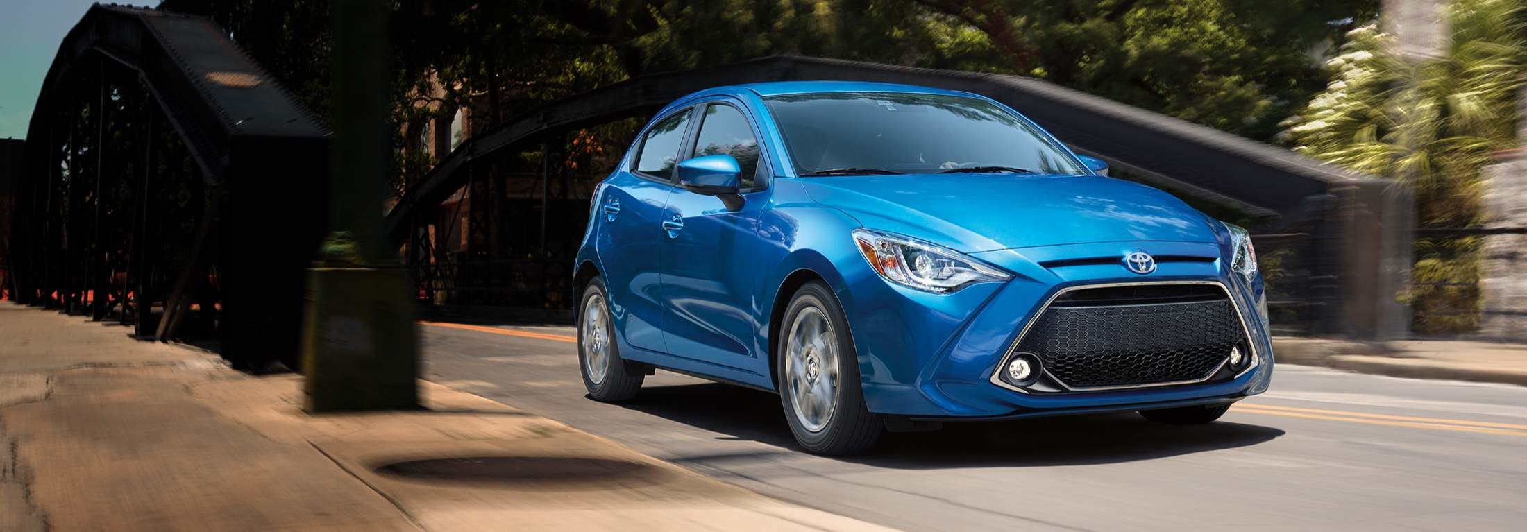 Yaris hatchback 2020