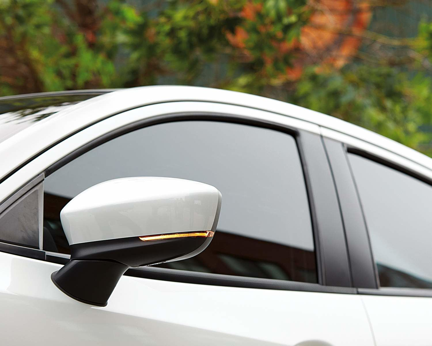 Yaris Sedan Side Mirror