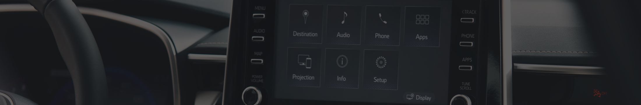 Connected Services By Toyota