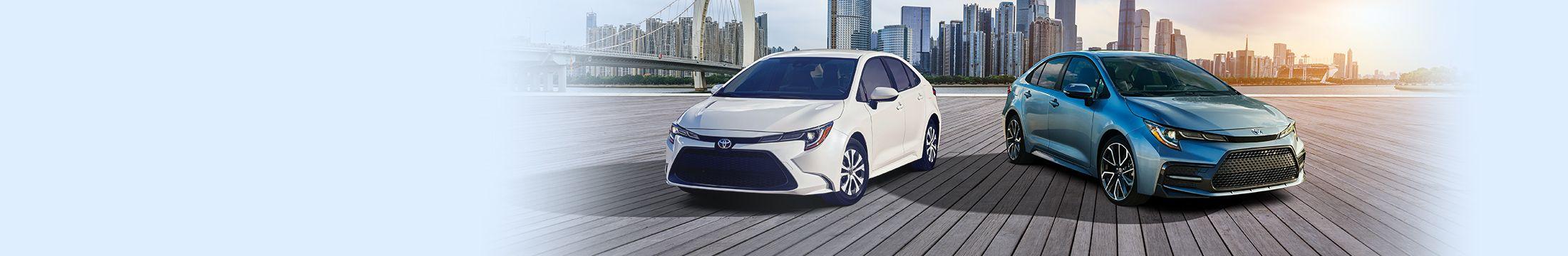Toyota 2019 Corolla S