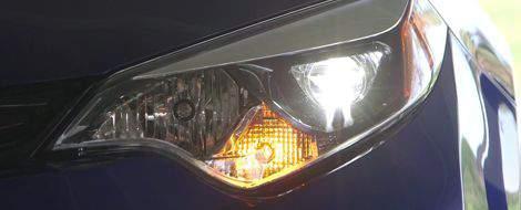 Automatic Headlights