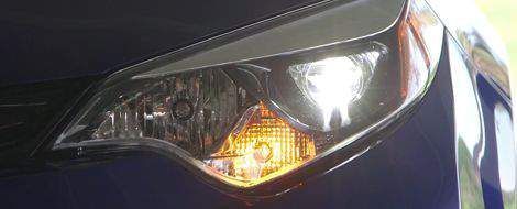 Automatic Headlights