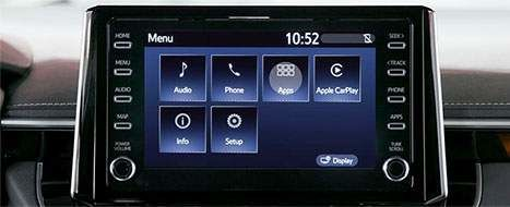 How to Navigate between Entune 3.0 and Apple CarPlay