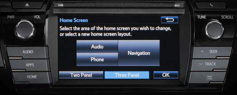 Configuring Your Home Screen