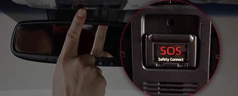 Safety Connect : Assistance routière améliorée