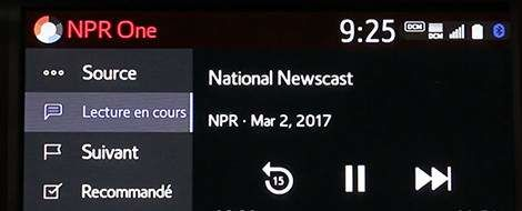 App Suite Connect: NPR One