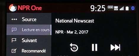 App Suite Connect: NPR One