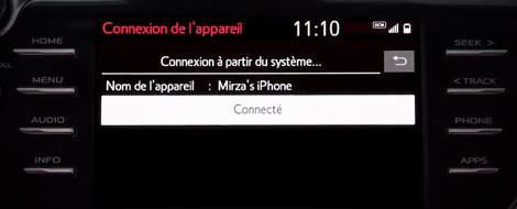 App Suite Connect : Démarrage rapide