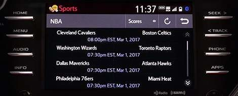App Suite Connect: Sports