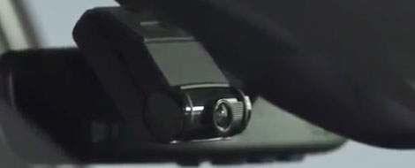 Caméra de bord d'origine