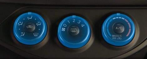 Manual Climate Control
