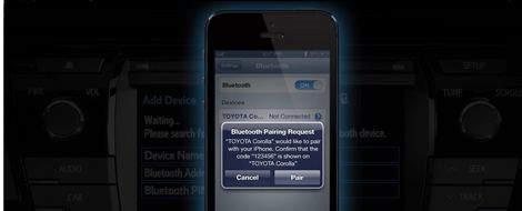 Couplage de votre téléphone cellulaire