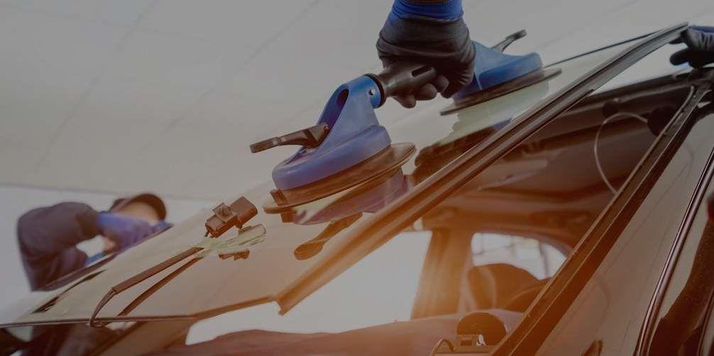 Regarder la vidéo sur le pare-brise d'origine Toyota