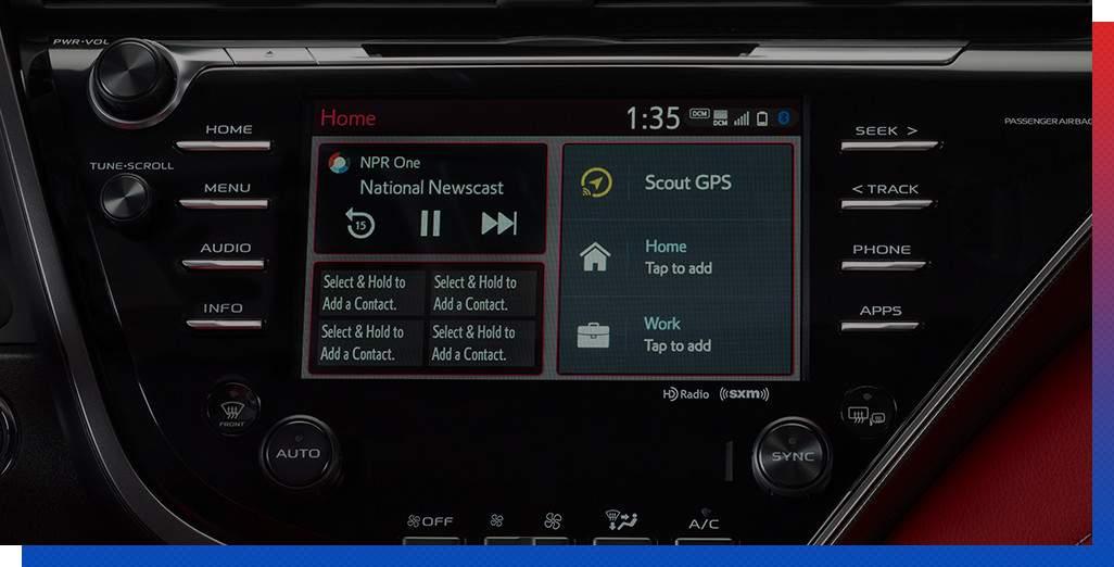 Regarder la vidéo Toyota Entune 3.0 – Survol