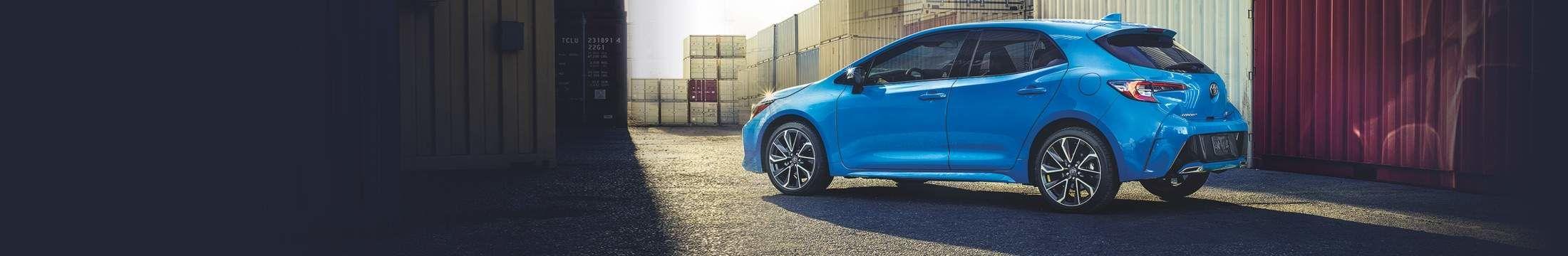 Le concours « Trouvez la Hatch » de la toute nouvelle Corolla Hatchback #TrouvezLaHatch