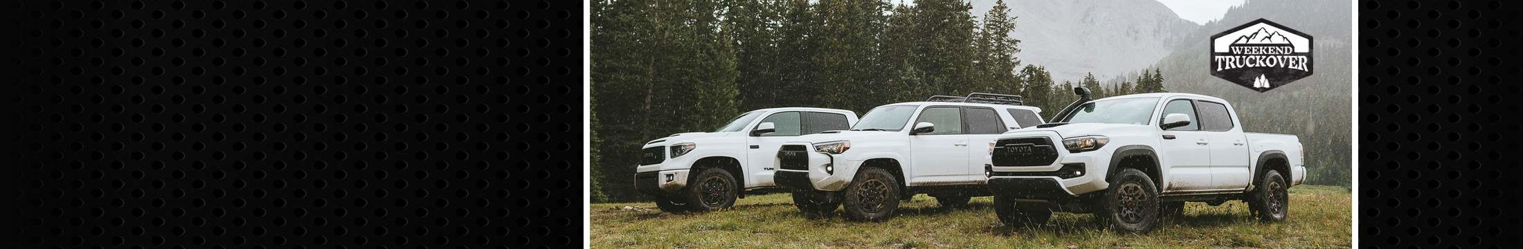 Toyota's Weekend Truckover Contest
