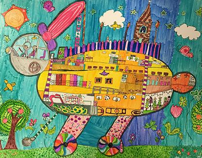 Melody's Bunny School Car (Melody, 7)