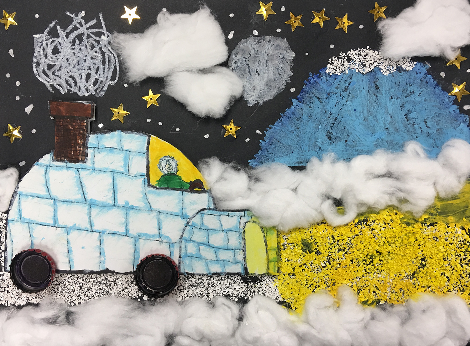 My Winter Car - Juan Miguel Gallermo, age 5