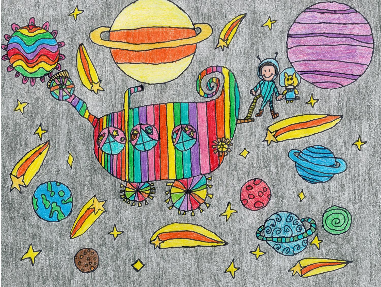 Planet Forerunner, Bellina Man, age 7
