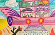 Weather Car, Yuffie Chen, age 6