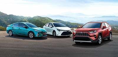 Toyota Canada - Cars, Pickup Trucks, SUVs, Hybrids and