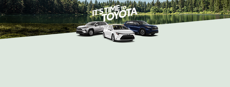 Toyota Canada - Cars, Pickup Trucks, SUVs, Hybrids and