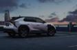 Toyota bZ4X BEV Concept