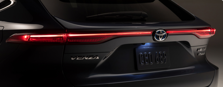 2021 Toyota Venza Limited Exterior