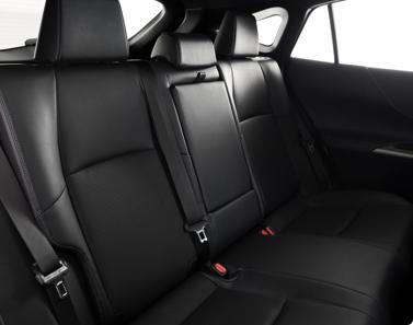 2021 Toyota Venza Interior