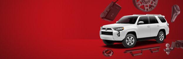 Explore Toyota Accessories