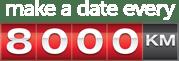 Make a Date Every 8
