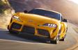 GR Supra 3.0 Premium shown in Nitro Yellow