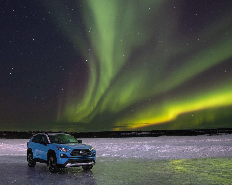 RAV4 Trail in Yellowknife, Northwest Territories