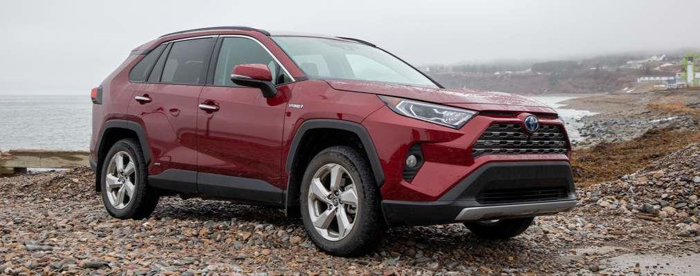 RAV4 Hybrid Limited in Quebec