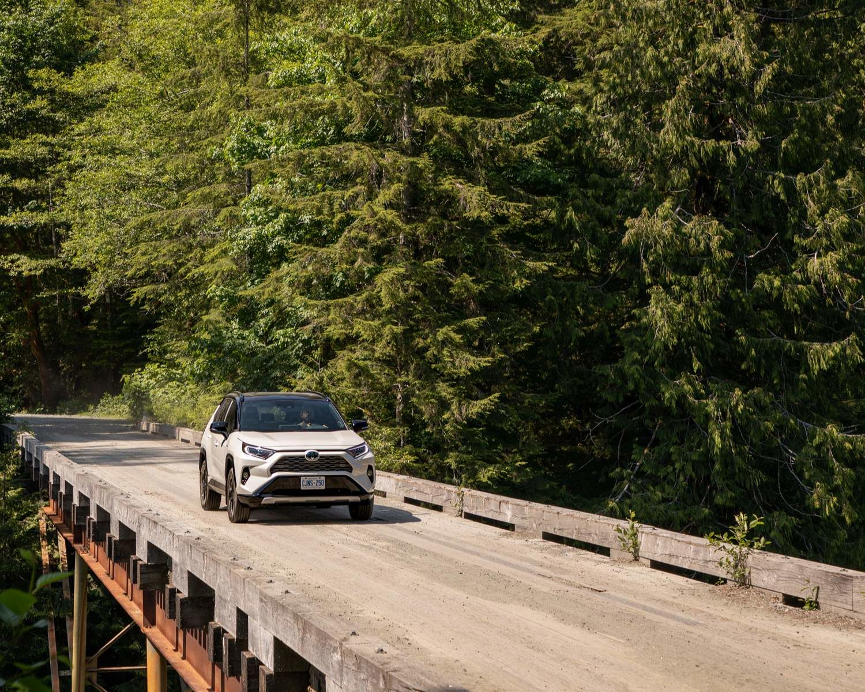 RAV4 Hybrid XSE with Technology Package in Port Renfrew, BC