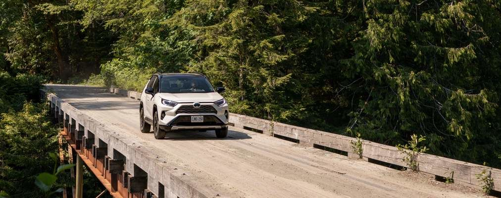 RAV4 Hybrid XSE with Technology Package in Port Renfrew, BC