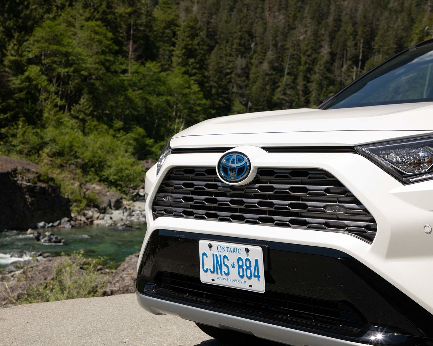 RAV4 Hybrid XSE with Technology Package in Tofino, BC