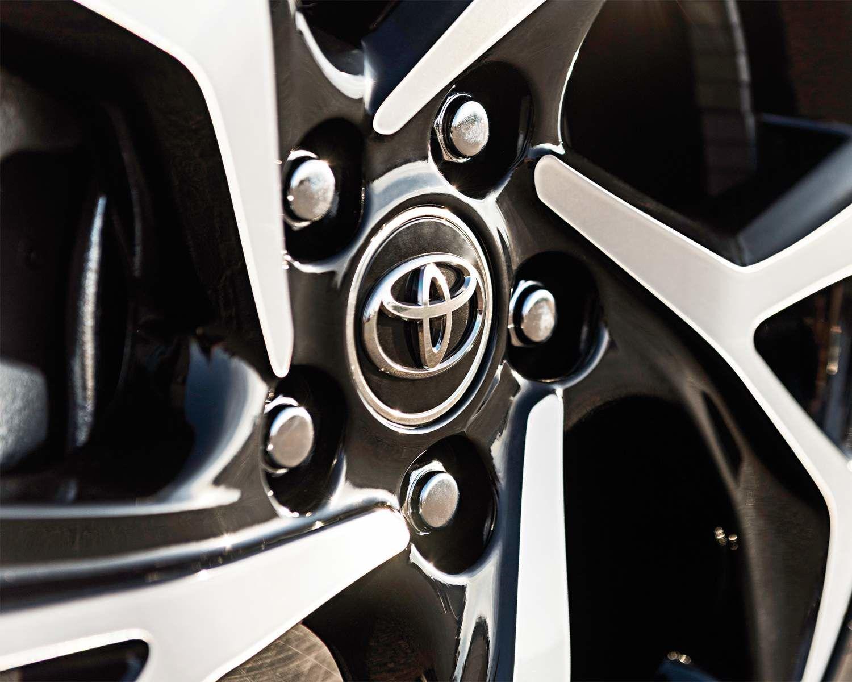 "C-HR 18"" Aluminum Alloy Wheels available on XLE Premium Package"