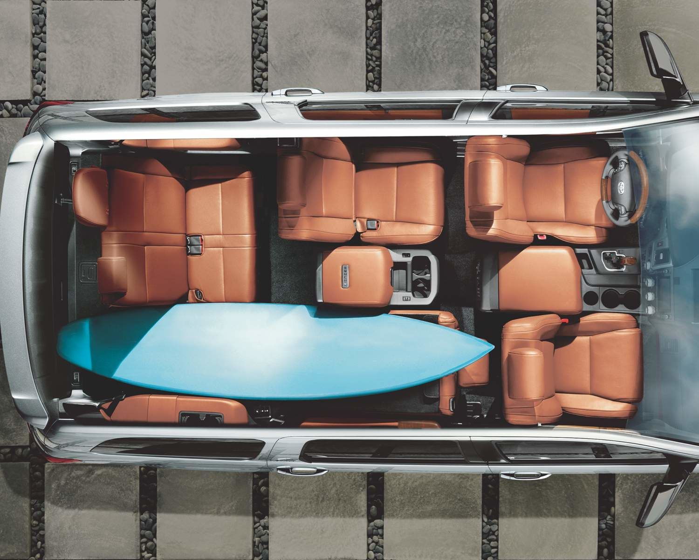 Sequoia Interior Seating